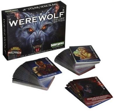 Ultimate Werewolf Deluxe Edition , Drustvena igra, porodicna igra, igra za poklon, zabava, poklon, beograd, srbija, online prodaja drustvenih igara