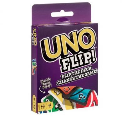 UNO Flip!, Drustvena igra, porodicna igra, igra za poklon, zabava, poklon, beograd, srbija, online prodaja drustvenih igara