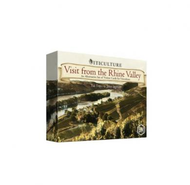 Viticulture Visit from Rhine Valley Expansion