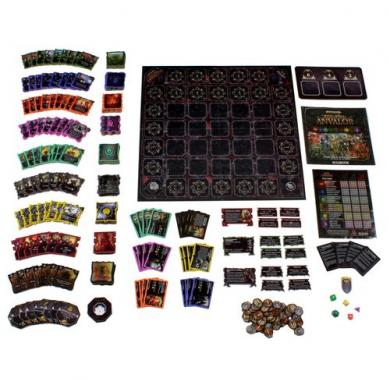Warhammer: Age of Sigmar – The Rise & Fall of Anvalor društvena igra, tematske igre, warhammer, rpg, porodična igra, poklon, board game, dečija igra, rođendan, pametan poklon