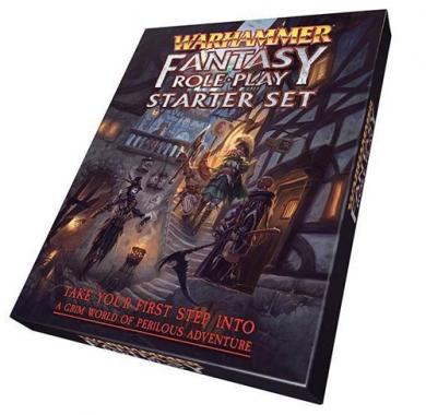 Drustvene igre, Drustvene igre prodaja, Srbija,Drustvene igre prodaja Beograd, Drustvena igra Warhammer Fantasy Roleplay 4th Edition Starter