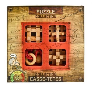 Extreme Wood Puzzle, Hanayama, Eureka, Puzzle, logičke puzzle, mozgalice, žičane puzzle, glavolomke