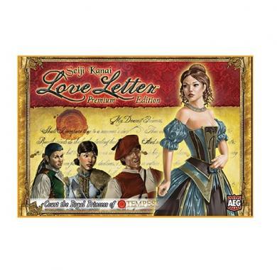 Love Letter, Zabavne igre, Porodične igre, Party igre, Društvene igre