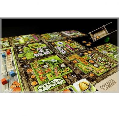 Cottage Garden, društvena igra, tetris, Beograd, igra, Patchwork