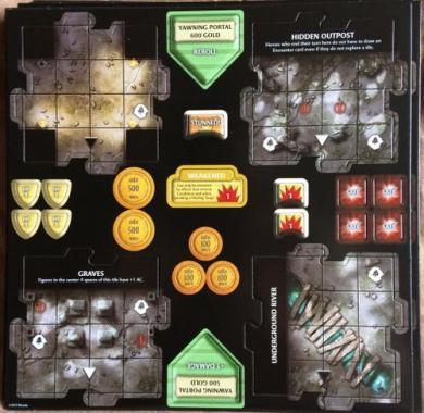 Društvena igra Dungeons & Dragons: Waterdeep – Dungeon of the Mad Mage,apstraktne igre, ratne igre, igre na tabli, društvene igre, igre Beograd