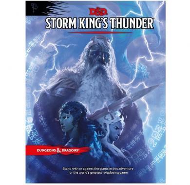 Dungeons & Dragons DD5 Storm King's Thunder