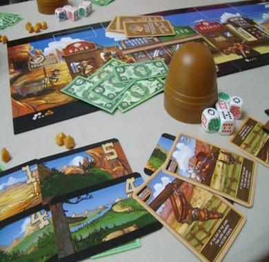 Dice Town, društvena igra, party game, board game, klub , beograd