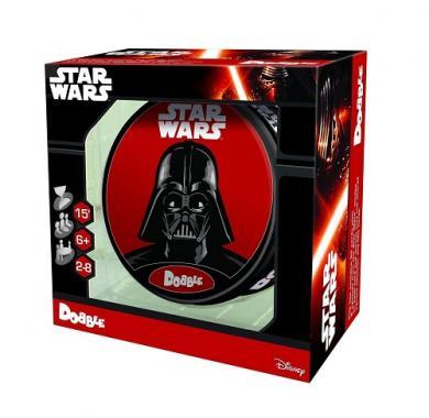 Dobble, Dobble Star Wars, porodične igre, zabavne igre