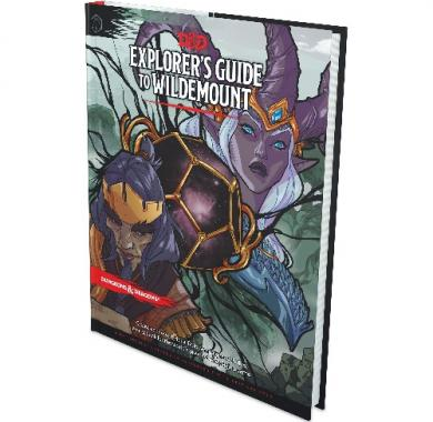 D&D Explorer's Guide to Wildemount, FRP, fantasy role playing, tamnice i zmajevi, dungeon & dragons
