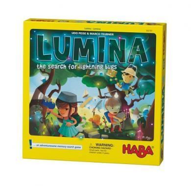 Edukativna igra Lumina Search for Lightning bugs, haba, kutija