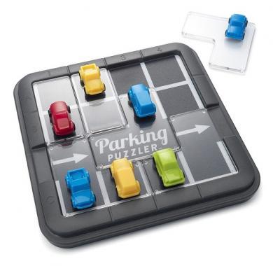 Parking Puzzler, puzzle , logička igra, slagalica, igra za jednog, poklon, prikladan poklon