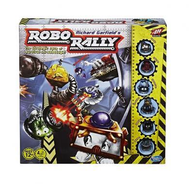 Društvena igra Robo Rally, board games, igre na tabli, strateške igre