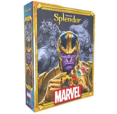 Društvena igra Splendor Marvel kutija