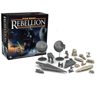 Drustvena igra, board game Star Wars Rebellion