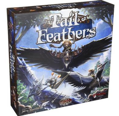 Tail Feathers, skirmish, ratna igra, strategija, board game