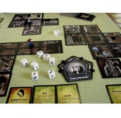 Drustvena igra Betrayal at the House on the Hill, Beograd, drustvene igre