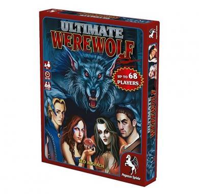 Društvena igra Ultimate Werewolf kutija