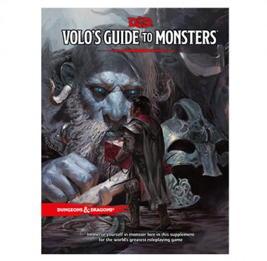 D&D Volo's Guide to Monsters, FRP, fantasy role playing, tamnice i zmajevi, dungeon & dragons