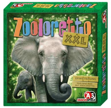 Zooloretto XXL, društvena igra, board game, party game, family game, igre na tabli